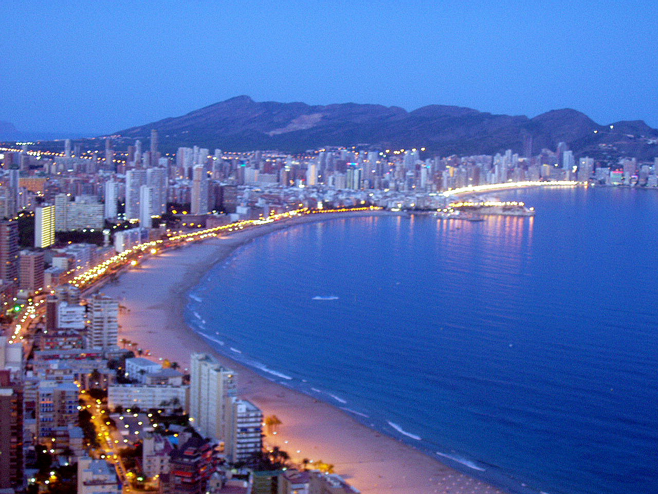 Alicante Spain  city photo : Benidorm and Alicante » Holidays Tips