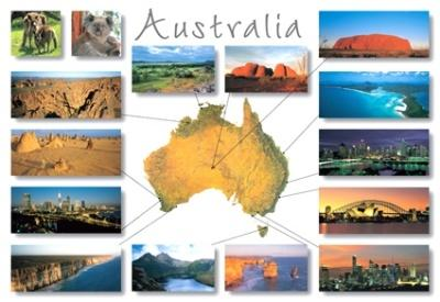 PC57 Australia Australian Holidays Experiences