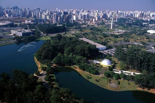 ibirapuera park sao paulo brazil photo gov tourist ministry 10 Great Honeymoon Ideas for Any Travel Style