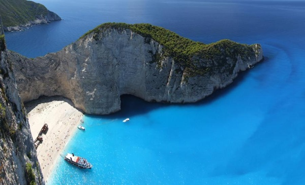 zakynthos1 Greece is still a great place to take a holiday