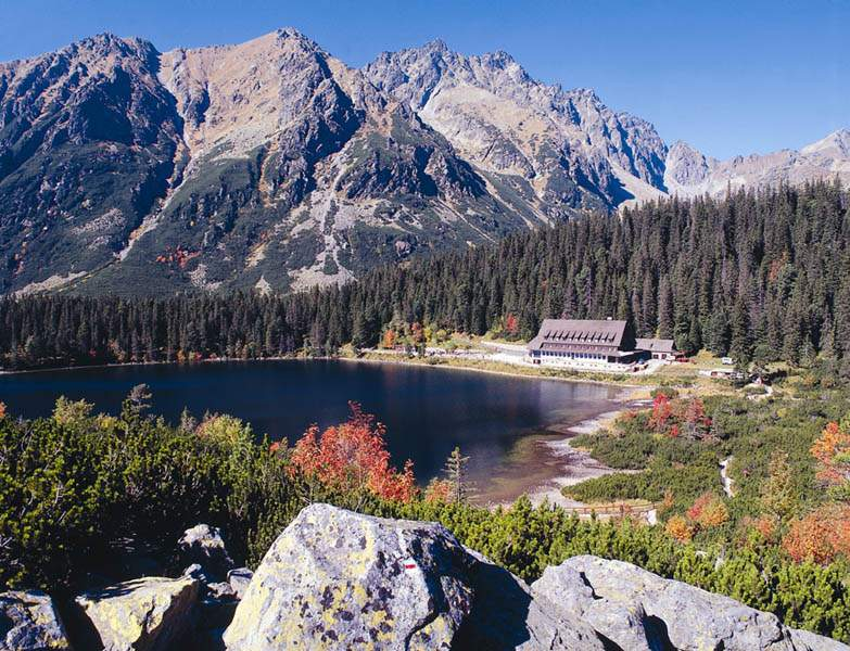 4 Brits heading east to Zakopane for holidays