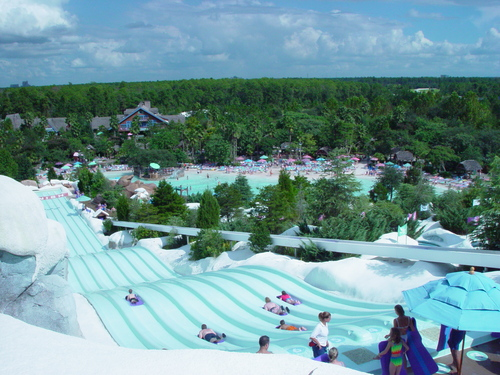 Disney Blizzard Beach Walt Disney World Top 5 exotic holiday destinations in 2012