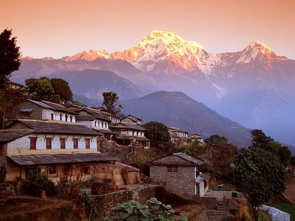 Nepal Himalaya Top 5 exotic holiday destinations in 2012