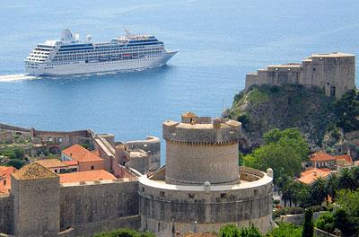 Cruise Oceania Dubrovnik XL The beginners' guide to Mediterranean cruises