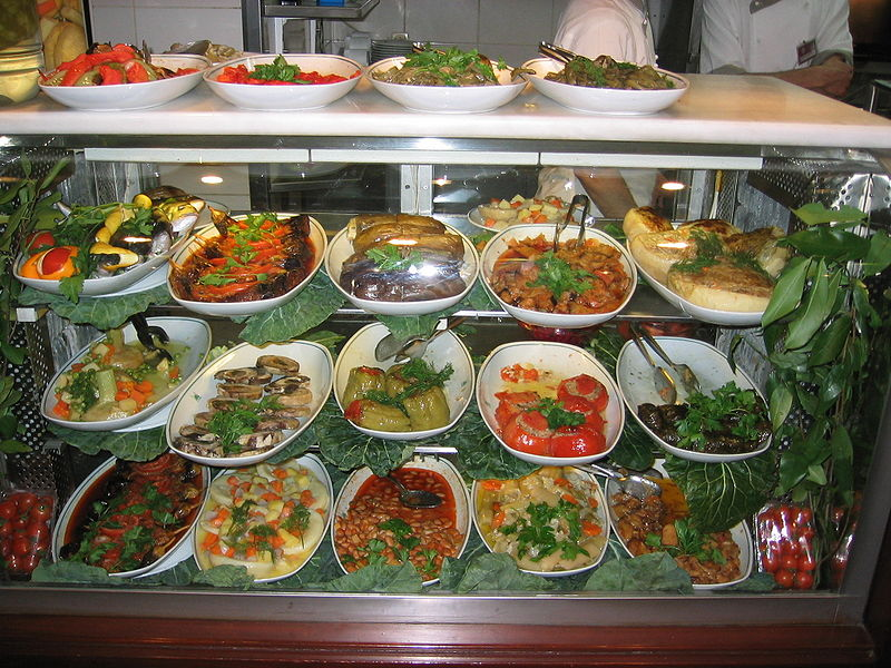 turkish cuisine and food Taking a gulet cruise in Turkey