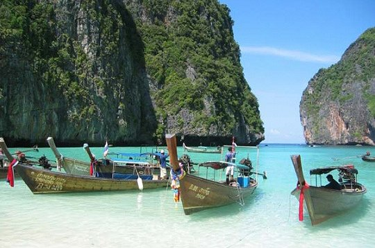 Ko phi phi Krabi: Your Gateway to the Thai Islands